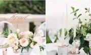 逆袭婚礼逼格的10件小物,你选了哪些?来场小小专属婚礼吧